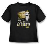 Toddler: CSI Miami - So Guilty Shirts