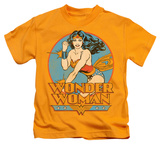 Youth: Wonder Woman - Wonder Woman T-shirts
