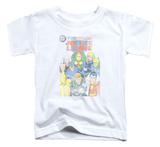 Toddler: Justice League - Justice League No.1 Cover T-shirts