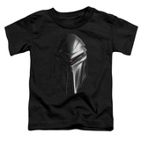 Toddler: Battle Star Galactica- Cylon Head T-shirts