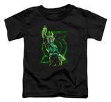 Toddler: Green Lantern - Fully Charged T-shirts