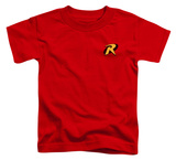 Toddler: Batman - Robin Logo T-Shirt