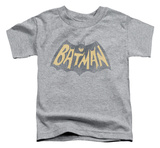 Toddler: Batman Classic TV - Show Logo Shirts