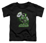 Toddler: Green Lantern - Green Lantern Green & Gray T-Shirt
