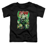 Toddler: Green Lantern - GL Corps No.25 Cover T-shirts