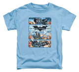 Toddler: Dark Knight Rises - Shattered Glass T-shirts