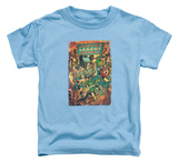 Toddler: Justice League - No 212 Vintage T-Shirt