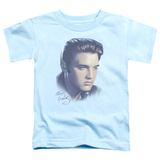 Toddler: Elvis Presley - Big Portrait T-shirts