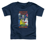 Toddler: Justice League - Justice For America T-shirts