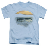 Youth: Wildlife - Ocean Gold T-shirts