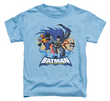 Toddler: Batman The Brave and the Bold - Charging Trio T-Shirt