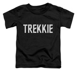 Toddler: Star Trek - Trekkie T-shirts