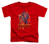 Toddler: Justice League - Raise Your Fist T-Shirt