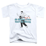 Toddler: Elvis Presley - 50 Million Fans Plus 1 Shirt