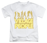 Youth: The Village People - VP Pose T-Shirt
