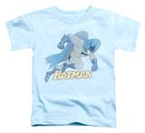 Toddler: Batman - Running Retro T-Shirt