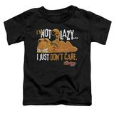Toddler: Garfield - Not Lazy Shirts