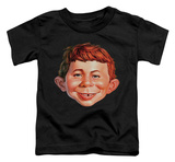 Toddler: Mad Magazine - Alfred Head T-shirts