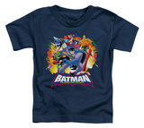 Toddler: Batman The Brave and the Bold - Explosive Heroes T-shirts