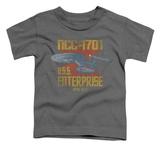 Toddler: Star Trek - NCC1701 Shirts