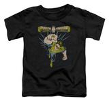 Toddler: Green Lantern - Powerful T-shirts