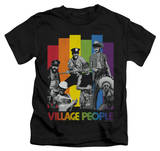 Youth: The Village People - Equalizer T-shirts