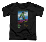 Toddler: Green Lantern - Box Art T-shirts
