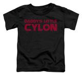 Toddler: Battlestar Galactica - Daddy's Little Cylon T-shirts