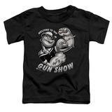 Toddler: Popeye - Gun Show T-Shirt