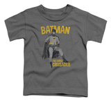 Toddler: Batman Classic TV - Caped Crusader T-Shirt