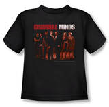 Toddler: Criminal Minds - The Crew Shirts