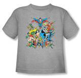 Toddler: Justice League - Justice League Assemble T-Shirt