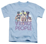 Youth: The Village People - Group Shot Shirts