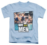 Youth: We Are Men - Pool T-Shirt