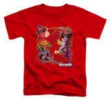 Toddler: Batman The Brave and the Bold - Good Vs Bad T-Shirt