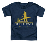 Toddler: Star Trek - Marathon Logo T-shirts