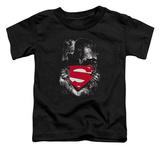 Toddler: Superman - Darkest Hour Shirts