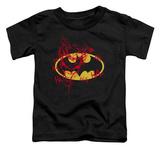 Toddler: Batman - Joker Graffiti T-shirts