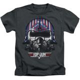 Juvenile: Top Gun - Maverick Helmet Shirts