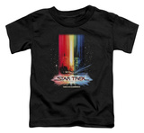 Toddler: Star Trek - Motion Picture Poster T-shirts