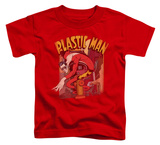 Toddler: DC Comics - Plastic Man Street T-Shirt