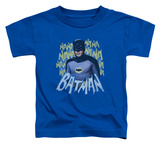 Toddler: Batman Classic TV - Theme Song T-Shirt