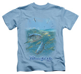 Youth: Wildlife - Blue Mayhem T-shirts