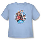 Toddler: Melrose Place - Season 1 Original Cast T-Shirt