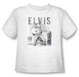 Toddler: Elvis Presley - With The Band T-shirts