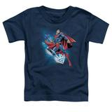 Toddler: Superman - Crystallize T-shirts