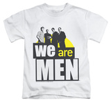 Youth: We Are Men - Logo Shirts