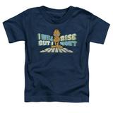 Toddler: Garfield - Rise Not Shine Shirts