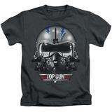 Juvenile: Top Gun - Iceman Helmet T-Shirt