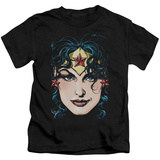 Youth: Wonder Woman - Wonder Woman Head T-shirts